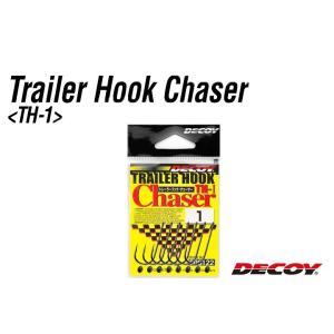 DECOY/デコイ TRAILER HOOK Chaser トレーラーフック・チェーサー|store-centerfield