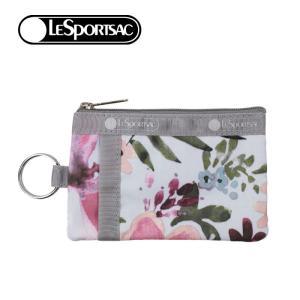 レスポートサック ポーチ 2437 F570 ADORATION LESPORTSAC ID CARD CASE カードケース パスケース レスポ ab-340600|store-goods