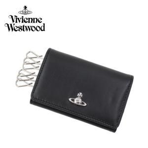 ヴィヴィアンウエストウッド キーケース 51020003-40316 N401 BLACK YORK KEY HOLDER ヴィヴィアン Vivienne Westwood ab-360200|store-goods