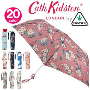 キャスキッドソン 傘 折り畳み傘 L768 かさ 雨傘 アンブレラ FULTON フルトン Cath Kidston ab-363400|store-goods