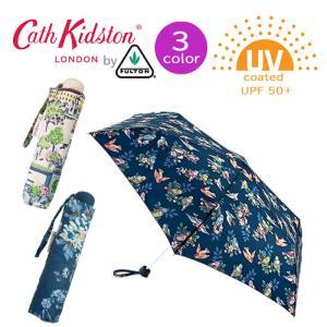 キャスキッドソン UV 傘 折り畳み傘 L770 かさ 雨傘 UPF50+ アンブレラ FULTON フルトン Cath Kidston ab-370200|store-goods