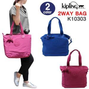 キプリング バッグ K10303 Kipling 2wayバッグ Basic EWO Shopper C ショルダーバッグ トート ナイロン ag-1121 store-goods