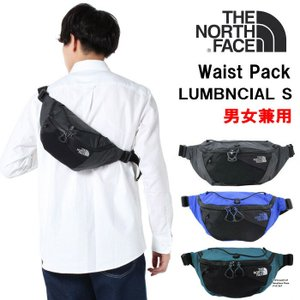 THE NORTH FACE バッグ LUMBNICAL S ウエストバッグ  T93S7ZMN8 ASPHLTGR/TNFBLK ボディバッグ  ザ・ノース・フェイス ノースフェイス 男女兼用 ag-1216|store-goods