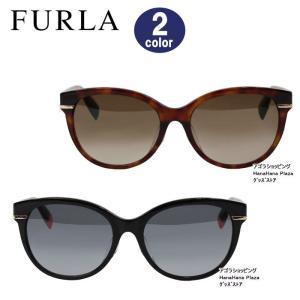 フルラ サングラス SUF219J 711C 0700 サイドロゴデザイン レディース FURLA プラスチック ag-1242|store-goods