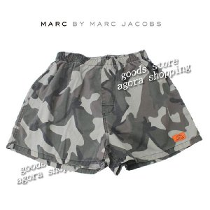 マークバイマークジェイコブス トランクス 迷彩 カモフラ柄 アンダーウエア Mサイズ パンツ MARC BY MARC JACOBS ag128500|store-goods