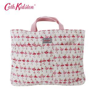 キャスキッドソン キッズ トート 829045 Oyster Shell バレリーナ Lesson Bag Ballerina Stripe スクールレッスンバッグ CathKidston ag-1870|store-goods