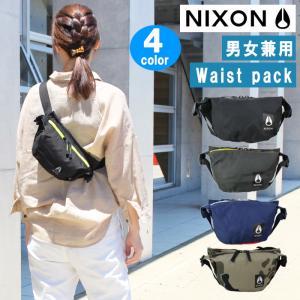 ニクソン ウエストバッグ C2851 NIXON TRESTLES HIP PACK BAG トレス...