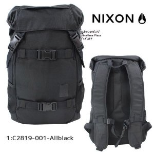 ニクソン リュック C2819 NIXON Small Landlock SE Backpack ス...