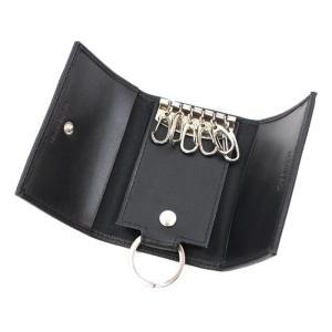 カルバンクライン キーケース 79216 Calvin Klein 6連フック 牛革 ブラック Key ag-217900 store-goods 03