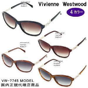 ヴィヴィアン サングラス VW-7745 リーフオーヴデザイン Vivienne Westwood ヴィヴィアンウエストウッド ag-241700|store-goods