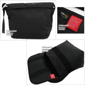 マンハッタンポーテージ ビンテージ メッセンジャーバッグ(MD) 1606V-JR BK ブラック VINTAGE MESSENGER BAG (MD) ManhattanPortage マンハッタン ag-555400|store-goods|04