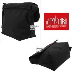 マンハッタンポーテージ ビンテージ メッセンジャーバッグ(MD) 1606V-JR BK ブラック VINTAGE MESSENGER BAG (MD) ManhattanPortage マンハッタン ag-555400|store-goods|05