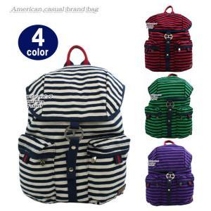トミーヒルフィガー バッグ リュック TC960QL3 Rugby ボーダー デイバッグ トミー メンズ レディース TOMMY HILFIGER ag-594300|store-goods