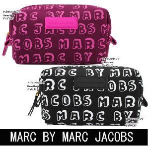 マークバイマークジェイコブス ポーチ M0002246 モノグラム マルチデザイン コスメ 化粧ポーチ MARC BY MARC JACOBS ag-658300|store-goods