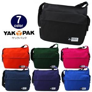 ヤックパック バッグ YP0501 マザーショルダー ショルダーバッグ YAKPAK 全7カラー 男女兼用 ag-727700|store-goods