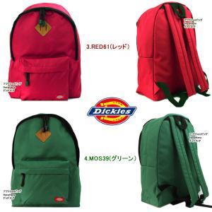 ディッキーズ バッグ リュック 14141700 スタンダード ベーシックデザイン リュック デイバッグ バックパック Dickies 全13カラー ag-736800|store-goods|03