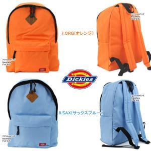 ディッキーズ バッグ リュック 14141700 スタンダード ベーシックデザイン リュック デイバッグ バックパック Dickies 全13カラー ag-736800|store-goods|05