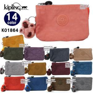 Kipling キプリング ミニ ポーチ K01864 CREATIVITYS ag-754200|store-goods