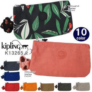 Kipling キプリング ポーチ K13265 Creativity L Basic ペンシルケース 化粧ポーチ ag-754800|store-goods