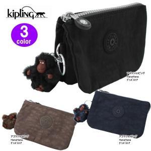 Kipling キプリング ミニ ポーチ K01864 CREATIVITY S ag-782100|store-goods