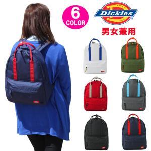 ディッキーズ バッグ リュック 17617400 TOTY 持ち手2wayデザイン リュック デイバッグ Dickies 全6カラー 男女兼用 ag-785600|store-goods