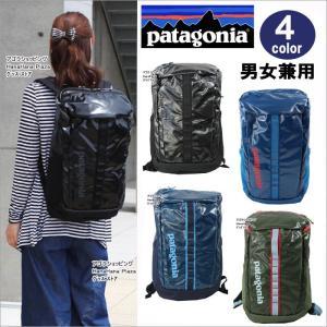 パタゴニア patagonia バッグ リュック BLACK HOLE TM PACK 25L ブラックホール・パック 49296 バックパック ag-852900|store-goods