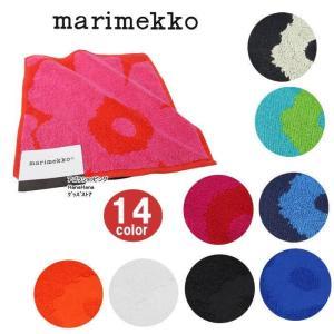 マリメッコ marimekko 25cm×25cm タオルハンカチ ミニタオル  ウニッコ柄 オーガニックコットン 63837 68030 67381 UNIKKO MINIPYYHE MINI TOWEL  ag-876200 store-goods