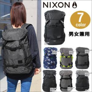 ニクソン バッグ リュック C2394 NIXON Land lock SE ランドロック バックパ...