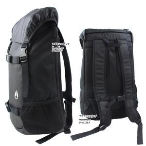 ニクソン リュック C2813 (C1953の後継モデル)NIXON Landlock Backpack  III  バックパック ランドロック バッグ デイバッグ 男女兼用 ag-910800|store-goods|03