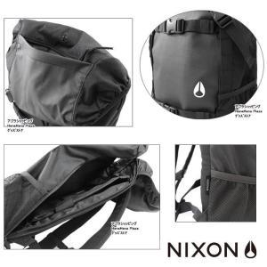 ニクソン リュック C2813 (C1953の後継モデル)NIXON Landlock Backpack  III  バックパック ランドロック バッグ デイバッグ 男女兼用 ag-910800|store-goods|04