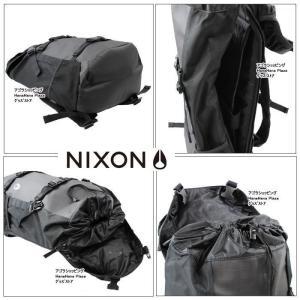 ニクソン リュック C2813 (C1953の後継モデル)NIXON Landlock Backpack  III  バックパック ランドロック バッグ デイバッグ 男女兼用 ag-910800|store-goods|05