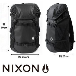 ニクソン リュック C2813 (C1953の後継モデル)NIXON Landlock Backpack  III  バックパック ランドロック バッグ デイバッグ 男女兼用 ag-910800|store-goods|06