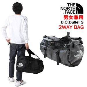 THE NORTH FACE バッグ リュック ボストン BASE CAMP DUFFEL-S T93ETOJK3-OS TNF BLACK 2WAY リュックサック ボストン ジム  ag-913800|store-goods
