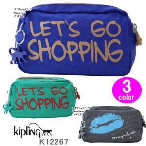 Kipling キプリング ポーチ K12267 Beauty of Gifting Walan M プリントデザイン 化粧ポーチ ag-916000 store-goods