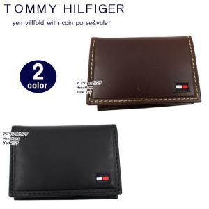 トミーヒルフィガー カードケース 31TL20X021 名刺入れ レザー  メンズ トミー TOMMY HILFIGER ag-920800 store-goods