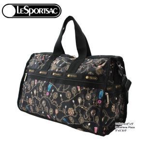 レスポートサック バッグ 7184 D969  TASSEL DAZZLE ボストンバッグ ミディアムウィークエンダー MEDIUM WEEKENDER ボストン LESPORTSAC レスポ ag-936500|store-goods