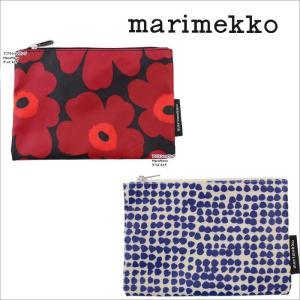 marimekko マリメッコ マチなしポーチ 045452-431 KIDE MINI UNIKKO コスメポーチ ウニッコ 化粧 アクセサリーポーチ ag-946600|store-goods