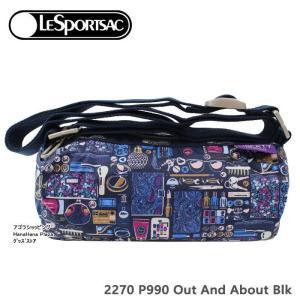 レスポートサック バッグ ポーチ 2270 P990 リバティ コラボ OUT AND ABOUT BLK MODERN MINI BAG モダンミニバッグ レスポ ag-960400 store-goods