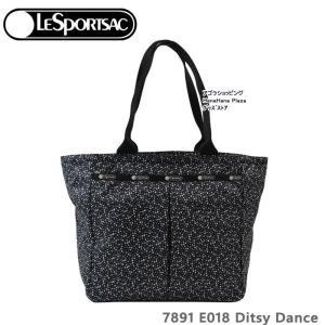 レスポートサック バッグ 7891 E018 Ditsy Dance エブリガールトート EveryGirl Tote  舟形 バッグ LESPORTSAC レスポートサック  ag-961200 store-goods