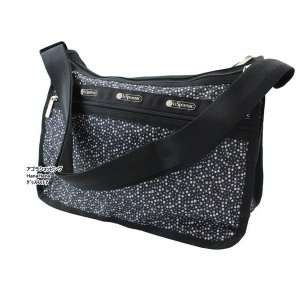 レスポートサック バッグ 7507 E018 DITSY DANCE デラックスエブリデイ  斜め掛け  Deluxe Everyday Bag ショルダーバッグ LESPORTSAC ag-961600|store-goods