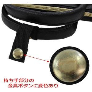 【訳あり返品不可】 um-616 アネロ バッグ AT-H1241 BK anello 高密度ナイロン 2way ショルダーバッグ 光沢カラー ハンドバッグ|store-goods|05