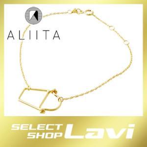 アリータ ALIITA BALDECITO CHAIN BRACELET 9KYG バケツモチーフ ブレスレット ラッピング無料|store-jck