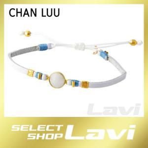 チャンルー CHAN LUU BG-5214 MNS/PULLTIE  ストーン付 プルタイ レザー ブレスレット ラッピング無料|store-jck