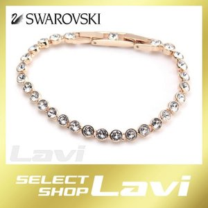 スワロフスキー SWAROVSKI 5039938 Tennis クリスタル ブレスレット ラッピング無料|store-jck