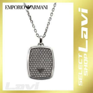 エンポリオアルマーニ EGS2137040 イーグルロゴ メンズ ネックレス/ペンダント ラッピング無料 store-jck