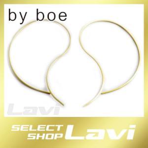 バイボー By Boe E114-GF ラップワイヤー カーブピアス ラッピング無料