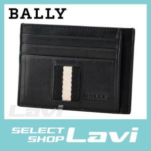 バリー BALLY TORIN.T 290 6168917 メンズ バリーストライプ カードケース 名刺入れ ラッピング無料|store-jck