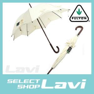 フルトン L776 027530 Kensington-1 Star Cream 星型デザイン リボン 長傘 手動 スティック傘 アンブレラ ラッピング無料|store-jck