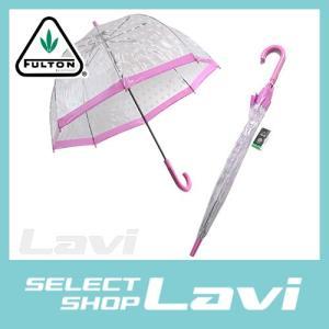 フルトン Fulton L042 031483 Birdcage-2 Pink Polka バードケージ ビニール傘 長傘 鳥かごドーム型 アンプレラ ラッピング無料|store-jck