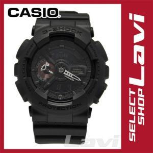 カシオ 腕時計 GA110MB-1A ミリタリーブラック シリーズ  G-SHOCK 海外モデル  GA-110MB-1A ラッピング無料|store-jck
